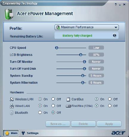 Acer Erecovery Management Торрент