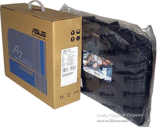 ASUS A7Cb  - основная коробка