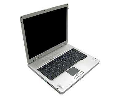 Nautilus X500L GPB01670 Cel M1.5/256/40/DVD-RW/DOS/15/3.1 кг (30036) nix66.ru