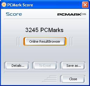 PCMark'05<